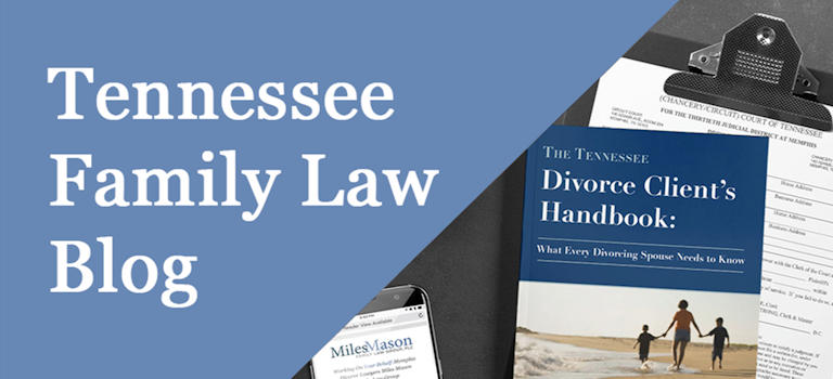 Tennessee Family Law Blog
