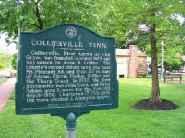 Collierville Tennessee
