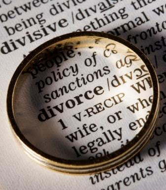 Talk to a Divorce attorney.
