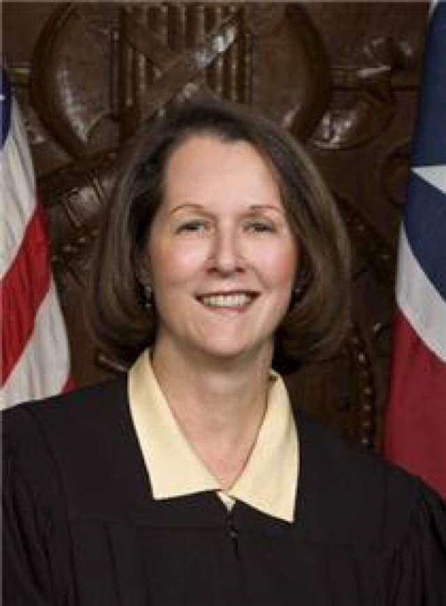 Justice Cornelia Clark Wrote the Gonsewski Opinion for the Supreme Court of Tennessee