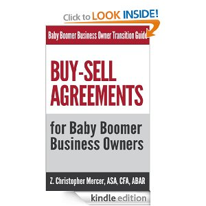Buy-Sell Agreements for Baby Boomer Business Owners