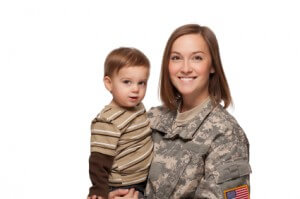 Military Parents' Parenting Rights in Tennessee Divorce
