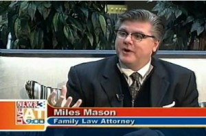 Interview with Miles Mason, Sr., on social media evidence in divorce
