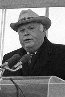 Photo of Governor Ned Ray McWherter