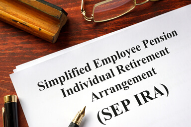 Deferred Compensation & Divorce: Retirement Accounts and Self-Employed Spouses. How should a spouse's premarital SEP-IRA be classified in divorce?