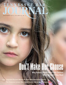 Don't Make Her Choose: Why Parents Should Never Ask Children What Visitation They Want